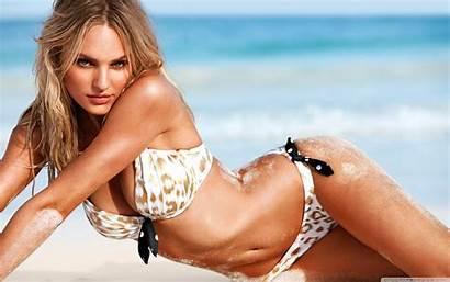 Models Secret Candice Swanepoel Victoria Wallpapers Desktop