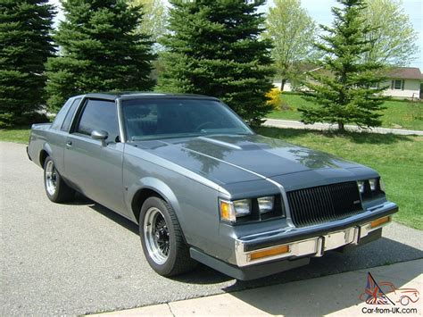 1987 Buick Regal Turbo by 1987 Buick Regal Limited Coupe 2 Door 3 8l Turbo Same As