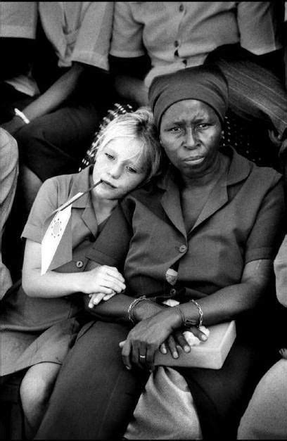 Pin D Iconic Black White 01 1994 south africa the same year apartheid officially