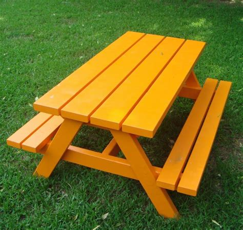 free picnic table plans 20 free picnic table plans enjoy outdoor meals with