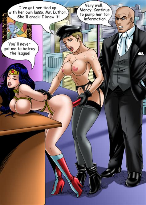 Wonder Woman Lezdom Sex Mercy Graves Porn Pics Superheroes Pictures Luscious Hentai And