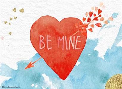 Mine Valentines Valentine Gifs Happy Holidays Heart