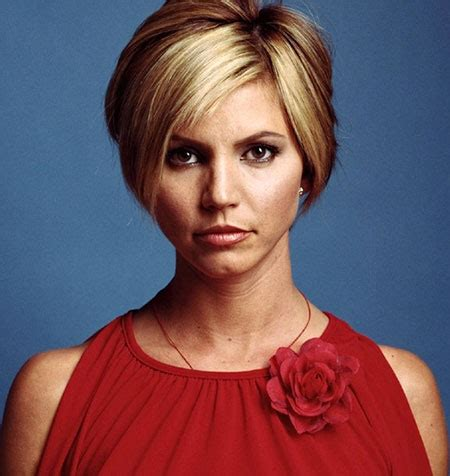 haircuts for full face 30 best short hairstyles for round faces short