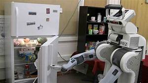Robot 'Servant' Pours Beer Based on Human Movement ...