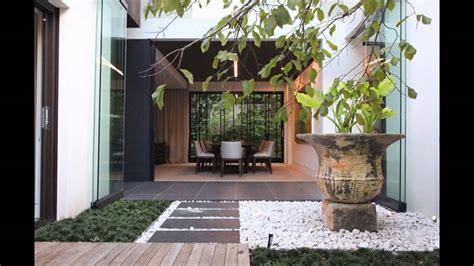 simple small indoor garden design ideas youtube