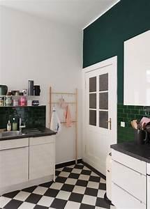 Wandfarbe Grün Palette : wandfarbe gr n die besten ideen und tipps zum streichen ~ Watch28wear.com Haus und Dekorationen