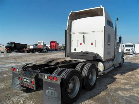 trucksales kenworth 2000 kenworth w900 sleeper truck for sale 893 177 miles