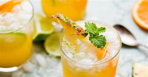pineapple juice rum recipes