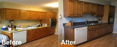 reface kitchen cabinets before and after high resolution refacing laminate cabinets 10 refacing