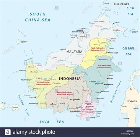 south china sea map stock  south china sea map
