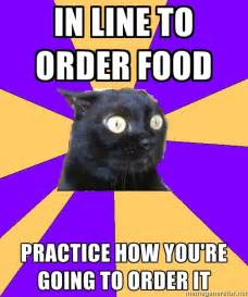 best of the anxiety cat meme 19 pics pleated