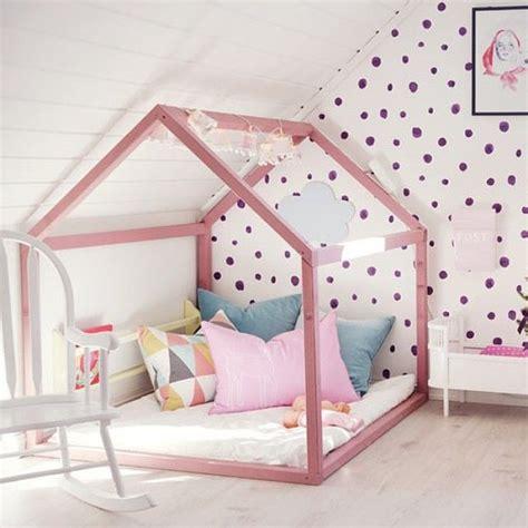 chambre an馗ho ue lit cabane dans une chambre d enfants