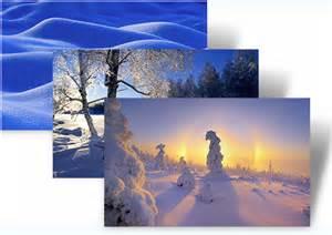 Winter Desktop Themes Windows 7