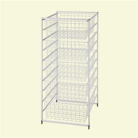 drawer kit 5 wire baskets bins racks storage metal