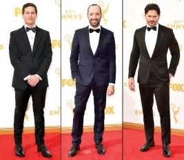 Men Red Carpet by Emmys 2015 Red Carpet Men In Tuxedos Emmys 2015 Red