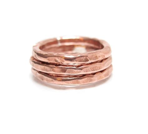 Custom Made Copper Stacking Ring  One Copper Ring. Lavender Wedding Rings. Cusion Wedding Rings. Old School Engagement Rings. Filligree Engagement Rings. Turqoise Engagement Rings. Mix Wedding Rings. Engraving Rings. Side Diamond Rings