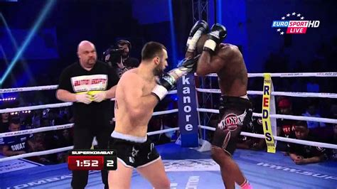Andrei Stoica vs Ronald Garland Fight Result Strike FC - Night of G...