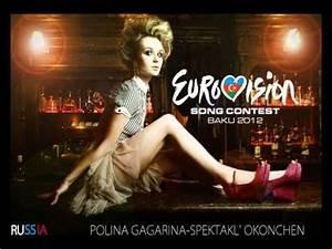 Polina Gagarina-Спектакль Окончен (Eurovision 2012 Russia ...