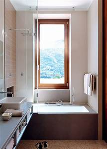 idee couleur salle de bain sans fenetre With petite fenetre salle de bain