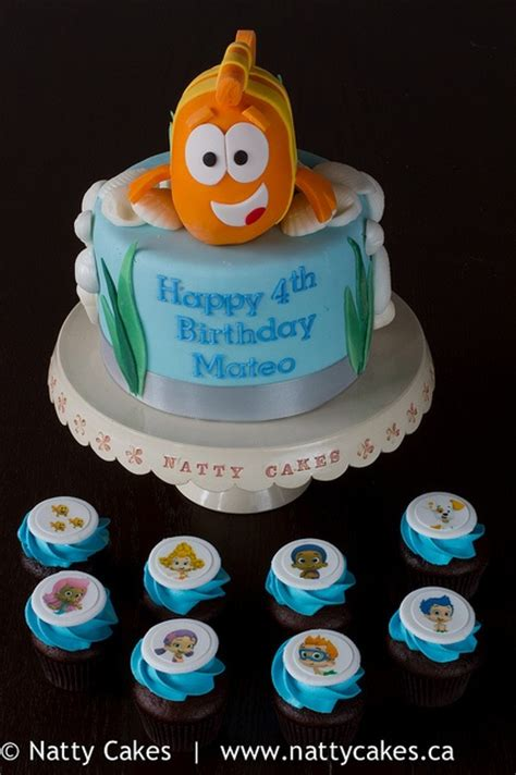 Guppies Cake Decorations Canada by 1000 Images About Guppies Cakes On The