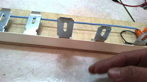 homemade airgun auto reset targets bb youtube