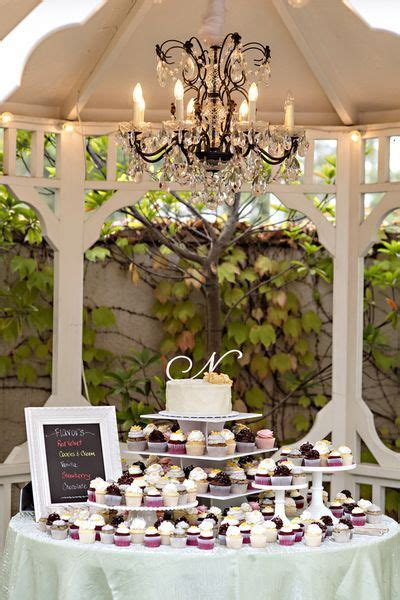 adorable  yummy cupcake display ideas   wedding wedding philippines wedding