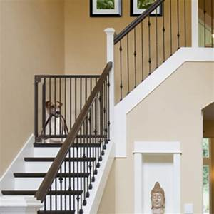 dog gate for stairs indoor wooden dog gate for stairs With dog gate for stairs