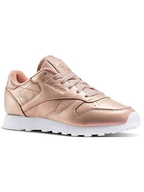 Buy Reebok Classic Leather Pearlized Sneakers Women online