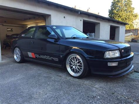 Audi S2 front lipspoiler | Cool-Wheels