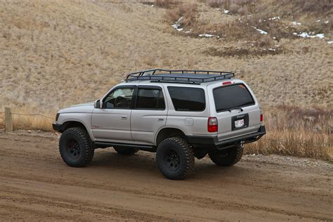 3rd 4runner roof rack 3rd 4 runner roof rack mounting question expedition