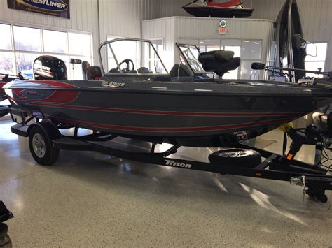 Fish And Ski Boats For Sale In New York by 2017 New Triton 186 Ski And Fish Boat For Sale