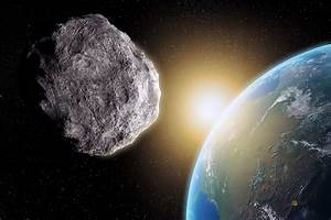 Asteroid's close encounter with Earth | New York Post