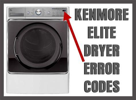 kenmore elite washer het troubleshooting tyresc