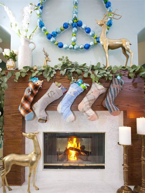 Decorating Ideas And Pictures by 28 Mantel Decorating Ideas Hgtv