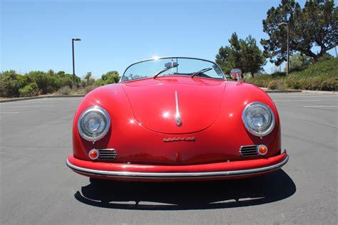 1957 Porsche Speedster Replica by Porsche Vehicles Specialty Sales Classics