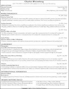 16346 resume for exles 영문 이력서 resume 작성 가이드 3 슈퍼루키