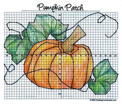 worksheet pumpkin coordinate graph worksheet