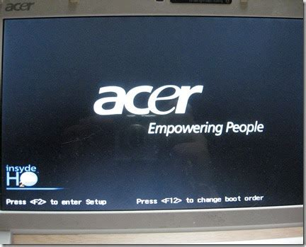 Cer Boat by Snow Leopard On Acer Aspire One Part 3 Phase Of