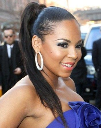 Hairstyles For Evening Wear by Pin By Hair Styles On Ponytail Hairstyles Black Ponytail