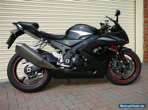 2006 Suzuki Gsxr 1000 by 2006 Suzuki Gsxr 1000 K6 For Sale In United Kingdom