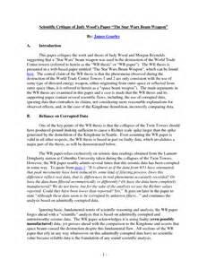 how to write critique essay