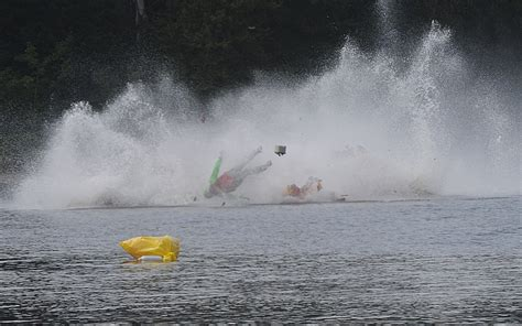 Boat Crash Saturday two maine injured one critically in fatal