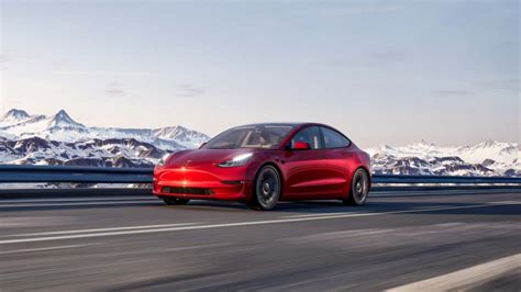Latest Tesla update increases new Model 3 range, fully ...