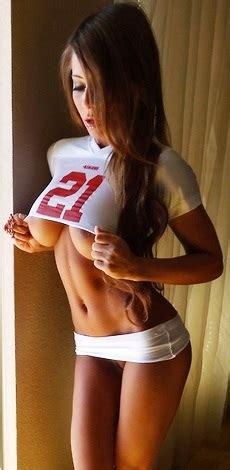beauty babes  san francisco ers nfl season sexy