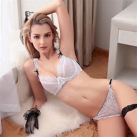 Aliexpress.com : Buy See through underwear women bra and ...