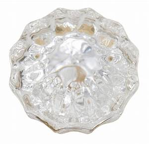 Knobs  U0026 Levers  Victorian Fluted Glass Knob