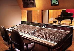 Professional Recording Studio - Catamount Studio