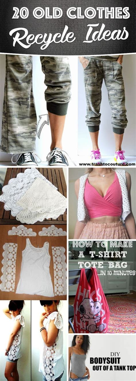 clothes recycle ideas     upcycle
