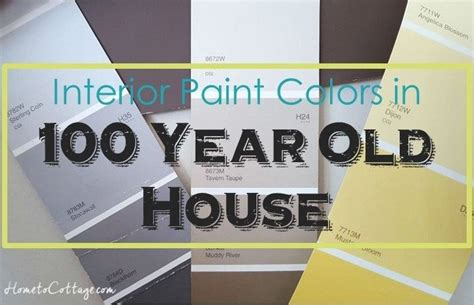 interior paint colors    year  house