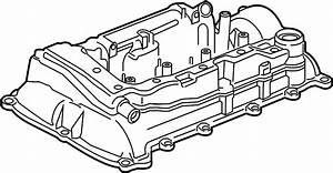 Buick Cascada Engine Valve Cover  Cascada  Bearings